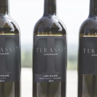 Terasse Jeruzalem vino Laški rizling