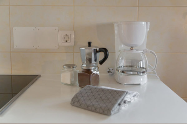 Apartma Žiga, Terasse Jeruzalem Resort, caffe