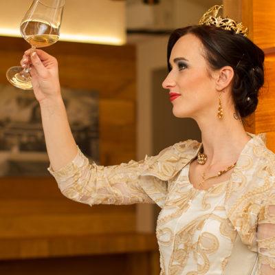 Enoteka Ljutomer, degustacija vin, Wine tasting